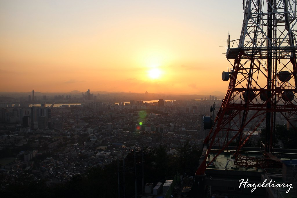 Namsan Seoul Tower-1