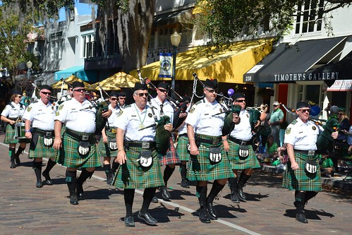 City of Winter Park's 40th Annual St. Patrick's Day Parade