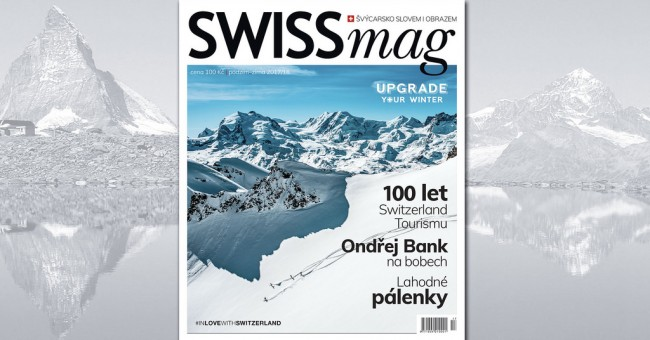 SWISSmag 17 - podzim/zima 2017/18