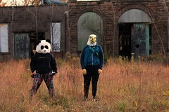Menacing Panda