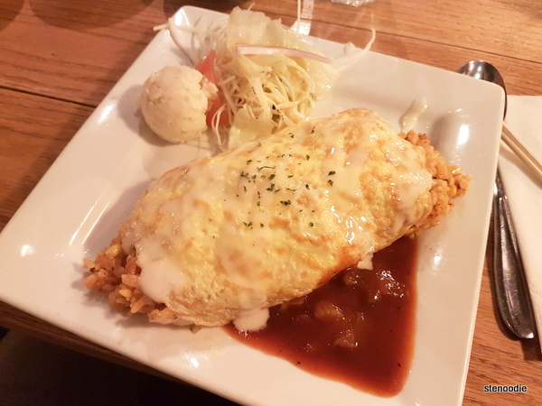 Kimchi Omelette