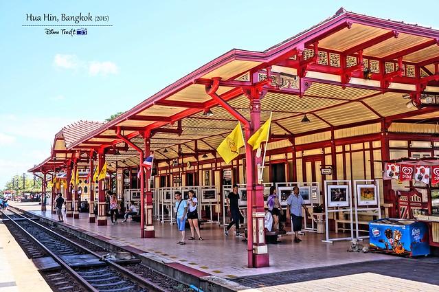 2015 Hua Hin Day 2- Hua Hin Railway Station 03