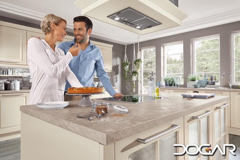 Novedades 2018 - Cocinas Dogar: Modelos SYLT - YORK - CHALET