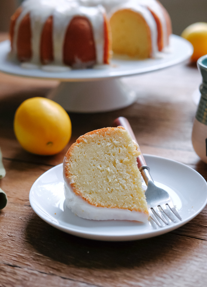 Meyer Lemon Bundt Cake Triple Coconut Bundt Cake www.pineappleandcoconut.com