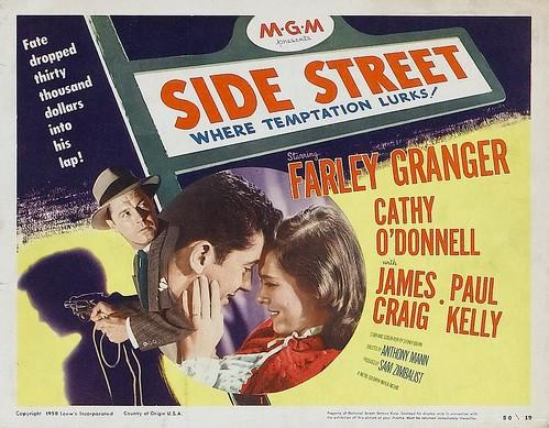 Side Street - Poster 2