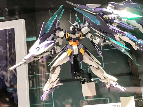 HGBD 1/144 Gundam AGE-II Magnum