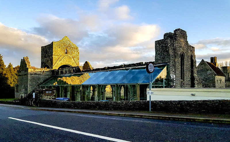 Boyle Abbey - 4th February 2018