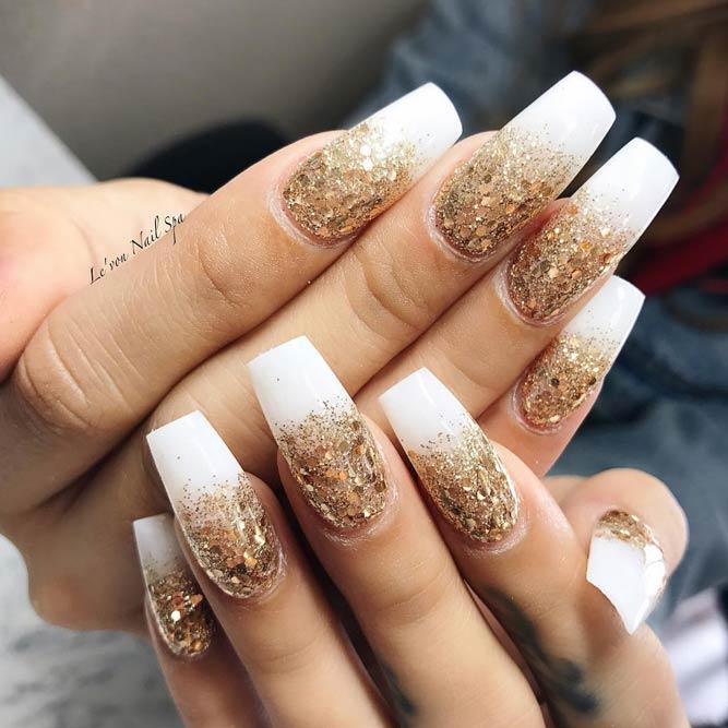trendy gel nail colors for 2018 2019   fashionre