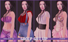 :PACAGAIA: Group Gift VIP - FEB.