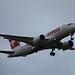 HB-JBE Bombardier CS100, Swiss International Airlines, Heathrow, London
