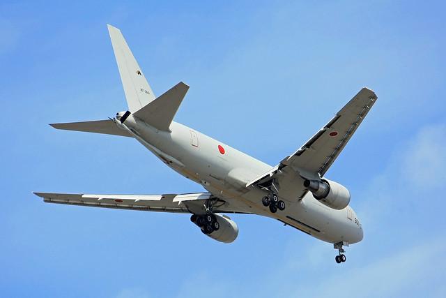 KC-767 87-3601 第1輸送航空隊 第404飛行隊 IMG_2987_2