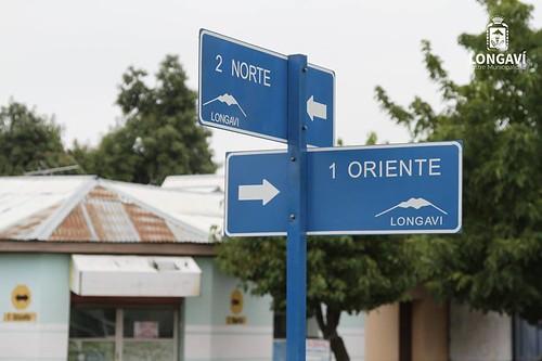LONGAVÍ; Municipalidad comunica el Cambio de Sentido en las calles de la comuna