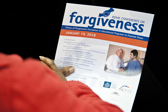 Rome Conference on Forgiveness