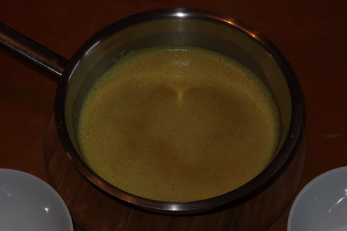 Goldene Milch (zwei Portionen)