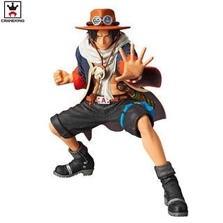 Banpresto《航海王》最強景品「KING OF ARTIST系列」 波特卡斯.D.艾斯 Ⅲ版本!ワンピース KING OF ARTIST THE PORTGAS・D・ACE Ⅲ