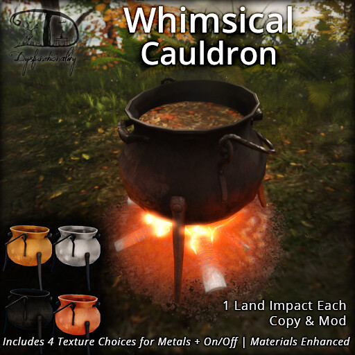 Whimsical Cauldron