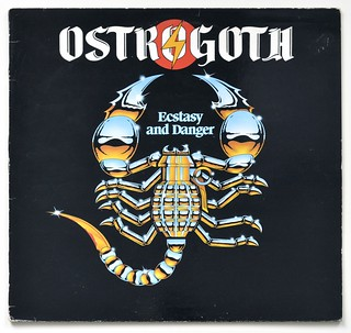 A0531 OSTROGOTH Ecstasy and Danger