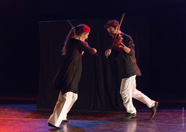 Violons Danseurs