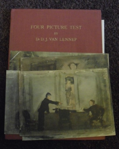 Lennep's 4 Picture Test before