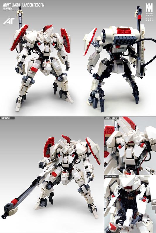 ARMT-LNCR11 Lancer Reborn