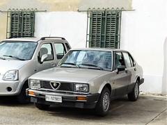 1984 Alfa Romeo Alfetta 2.0
