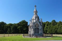 La chapelle Notre Dame de Lourdes à Saulty - Photo of Warluzel