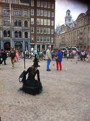 Amsterdam2014_StreetPerformer