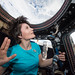 Samantha Cristoforetti honors Leonard Nimoy on ISS by NASA on The Commons