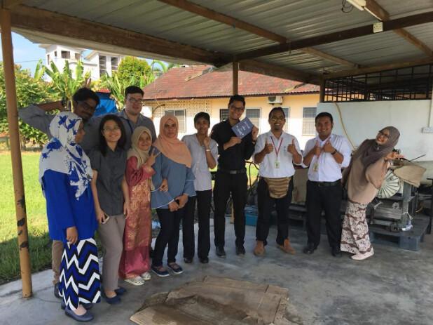 Block One, Community Fieldwork Attachment at Sabak Bernam (PU-RCSI Intermediate Cycle 3)