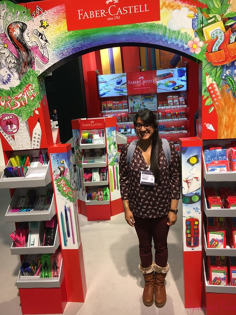 Field Trip Insights X Stationery:Trade Show @FaberCastell @InsightsExpo 19