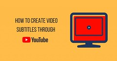 How to transcribe a video and create subtitles using Youtube via @foliovision https://t.co/uXDNK5St2b #video #marketing #youtube https://t.co/39LcnaS7Wv