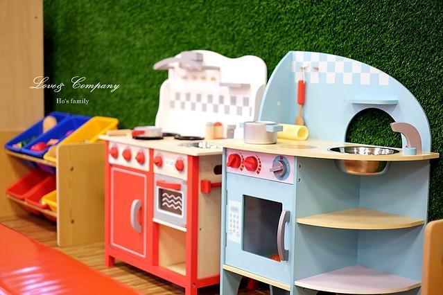 【新竹親子餐廳】大房子親子成長空間38