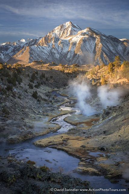 Hot Springs in the Sierras