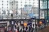 Hauptbahnhof côté nord