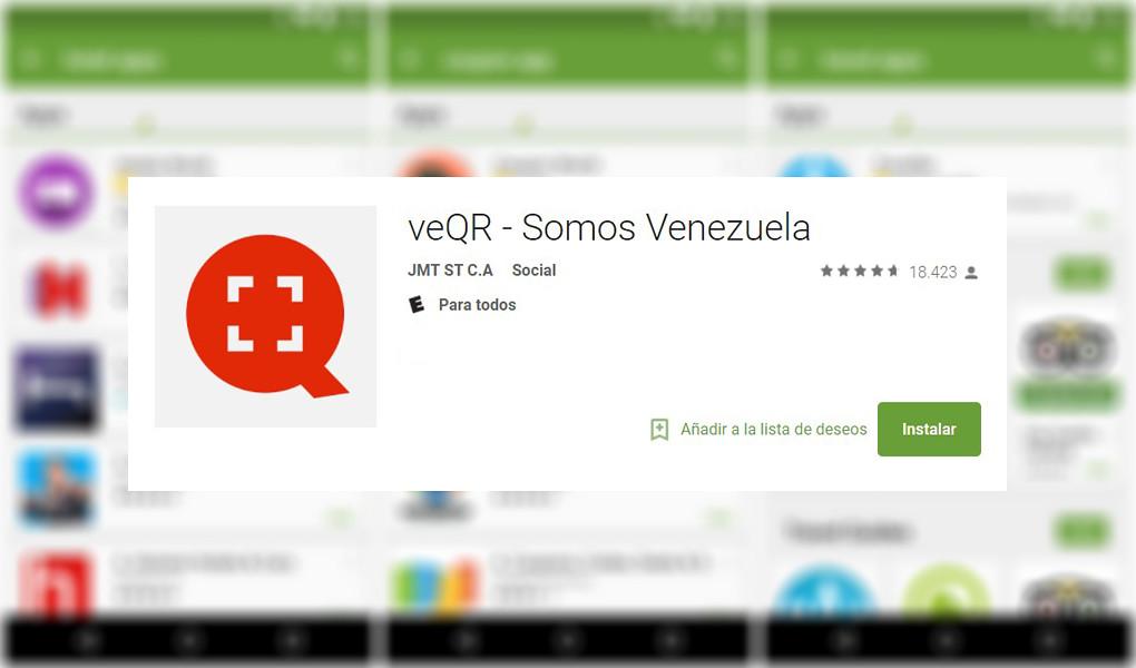 descargar VEQR Somos Venezuela