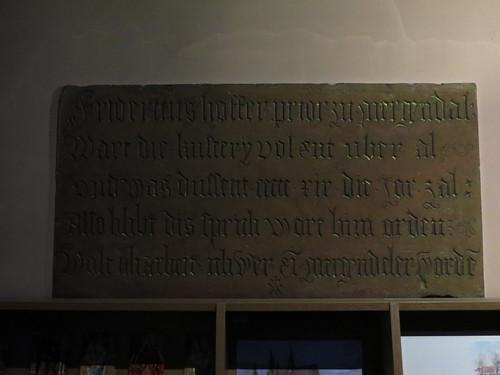 20140804 02 486 Jakobus Marienthal Kirche Hinweisschild Tafel