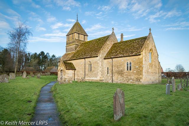 Winterbourne Monkton Church
