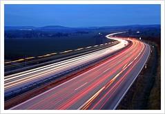 Straßen, Wege und Pfade (roads, ways and paths)