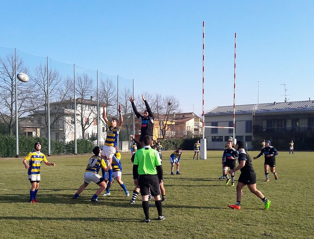 UNDER 16 - Stagione 2017/18 - Lyons vs RPFC (Foto Ruaro)