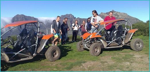 Madeira buggy tours