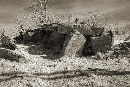 Cavan Burren – The Giant's Leap Wedge Tomb