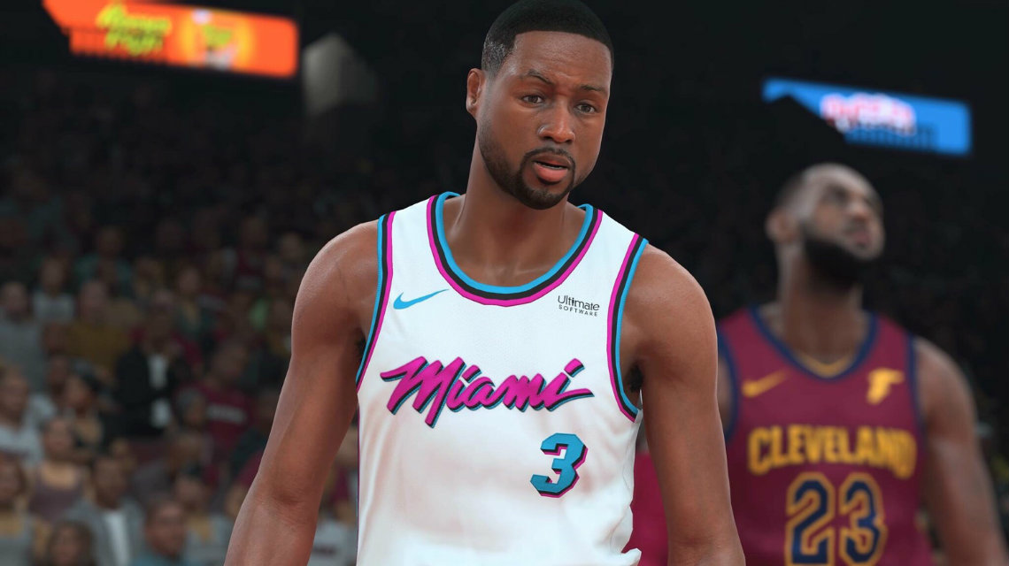 NBA 2K18 roster güncellemesi (11/02/2018)