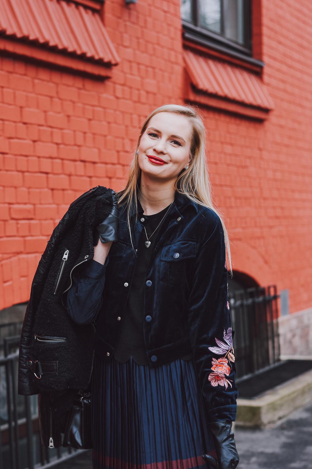 Latviešu modes blogere