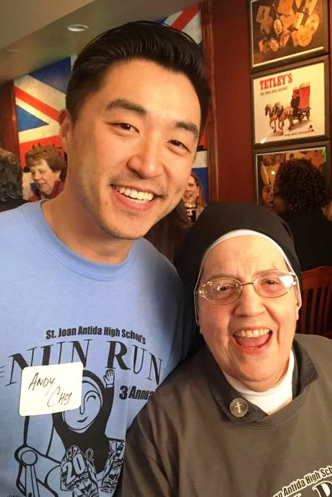 3rd Annual NUN RUN - SUN February 18, 2018