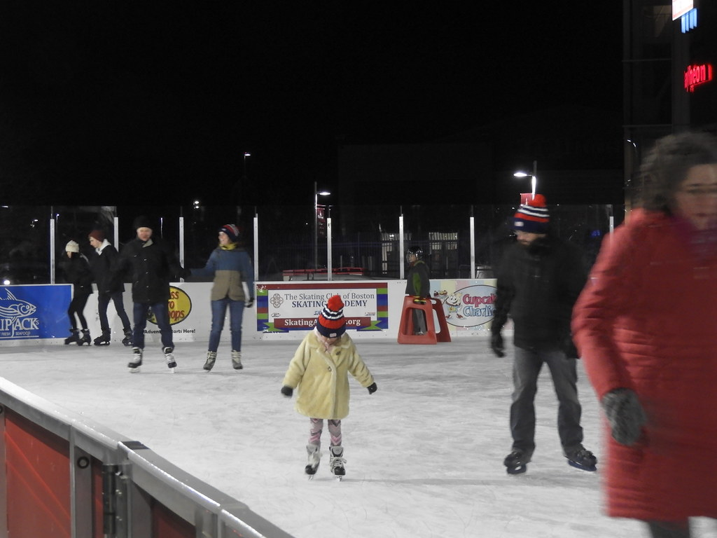 2018 Season Member Winter Skate
