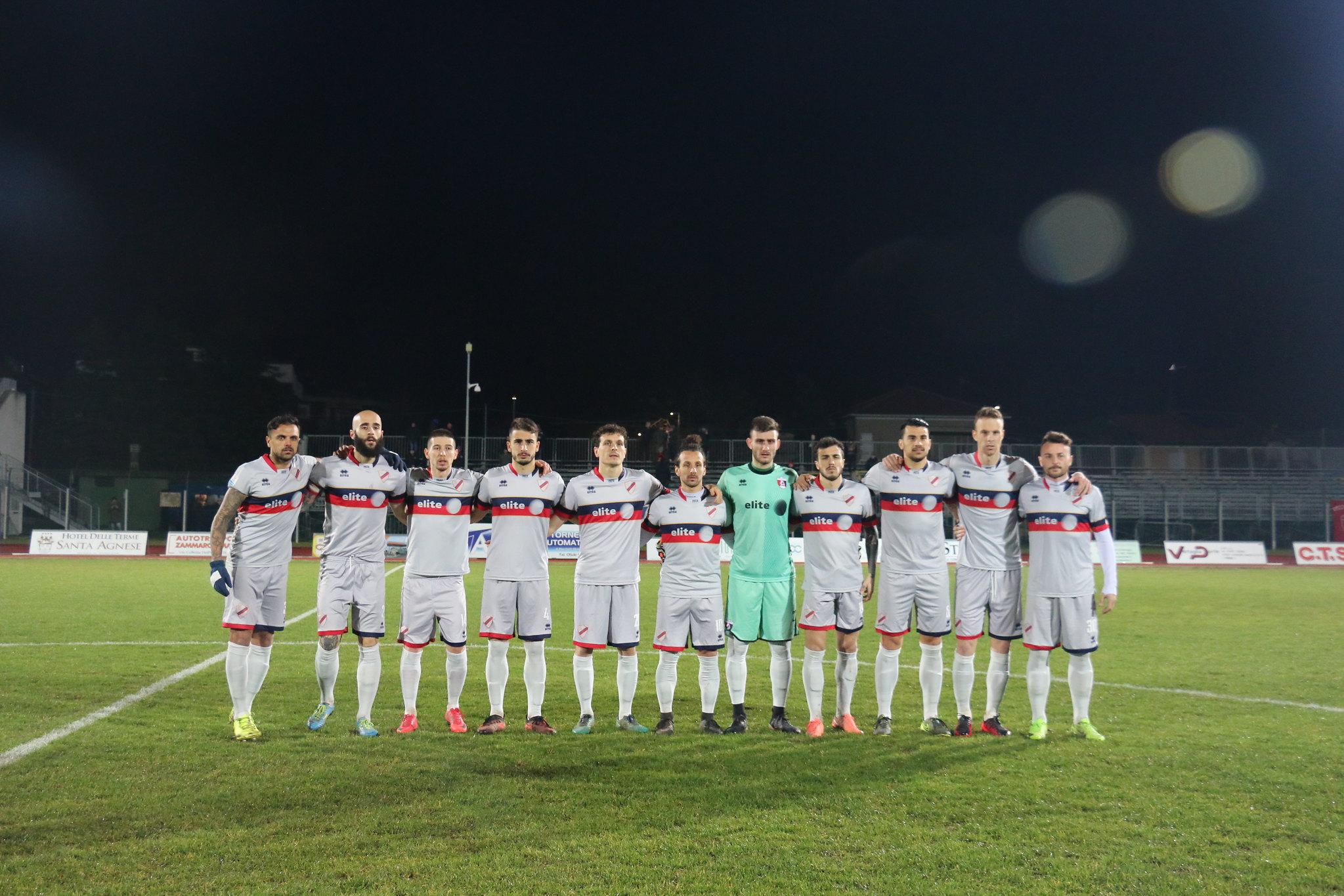 Santarcangelo-Samb 0-1