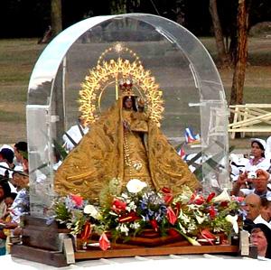 Virgen de la Caridad del Cobre-Cuba