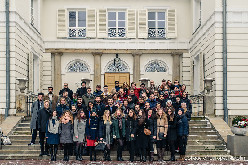 Alumni Reunion of the Keynes Promotion (2016-2017) in Natolin.10 February 2018