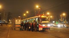 Moscow tram Tatra KT3R 30699