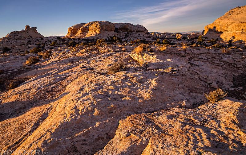 Sandstone Hiking